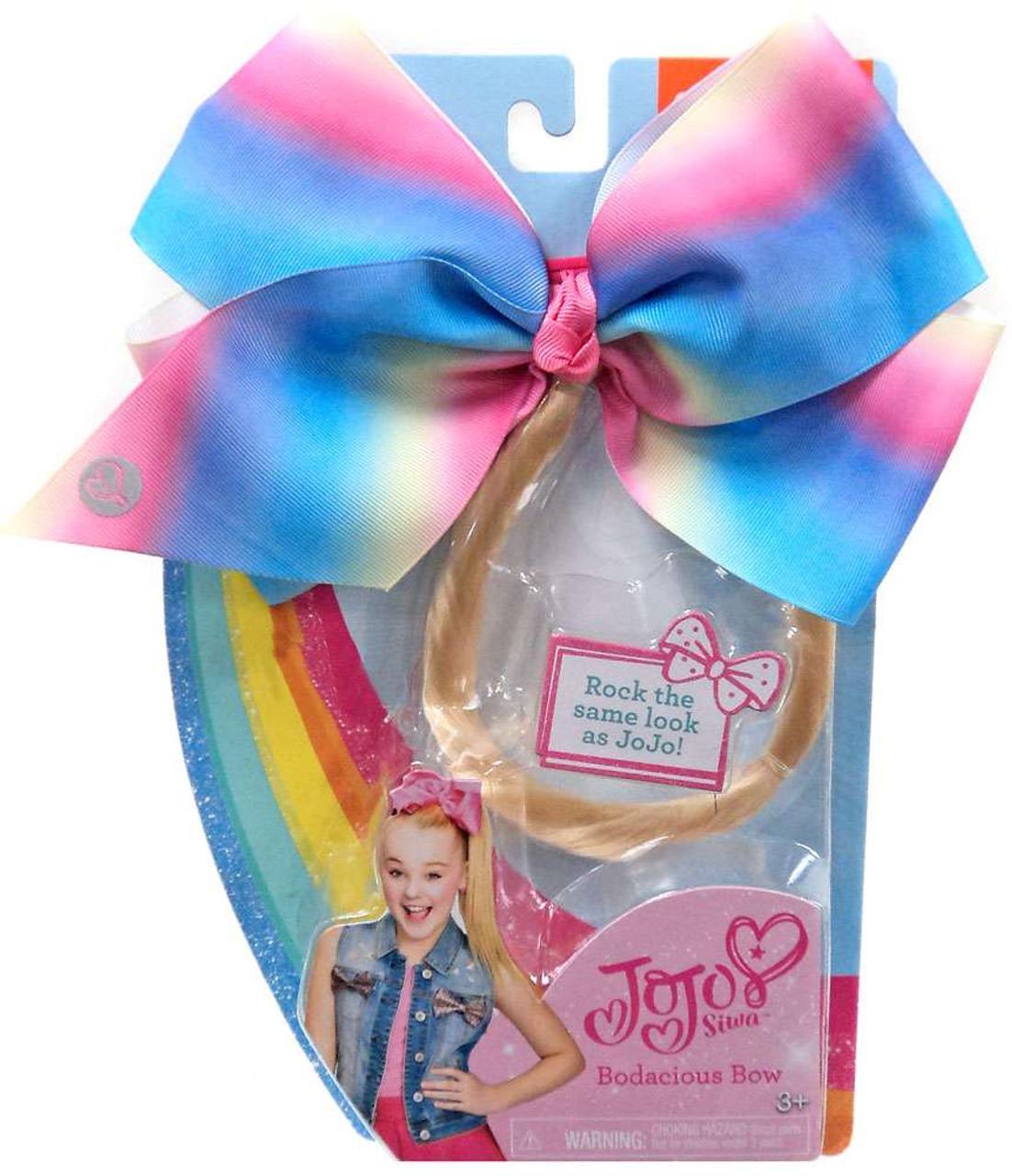 Nickelodeon Jojo Siwa Bodacious Hair Bow Exclusive Dress Up Toy