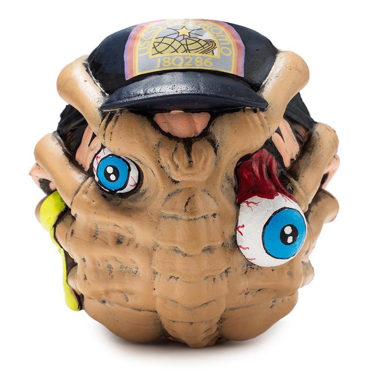 "Kidrobot MADBALLS 4/"" foam ball figure LEATHERFACE Texas Chainsaw Massacre NEW!"