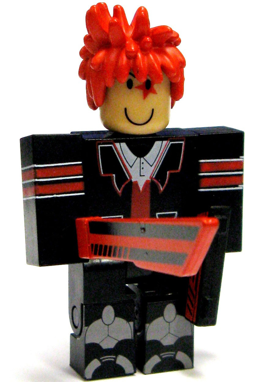 Roblox Red Lazer Mystery Minifigure No Code Loose Jazwares Toywiz