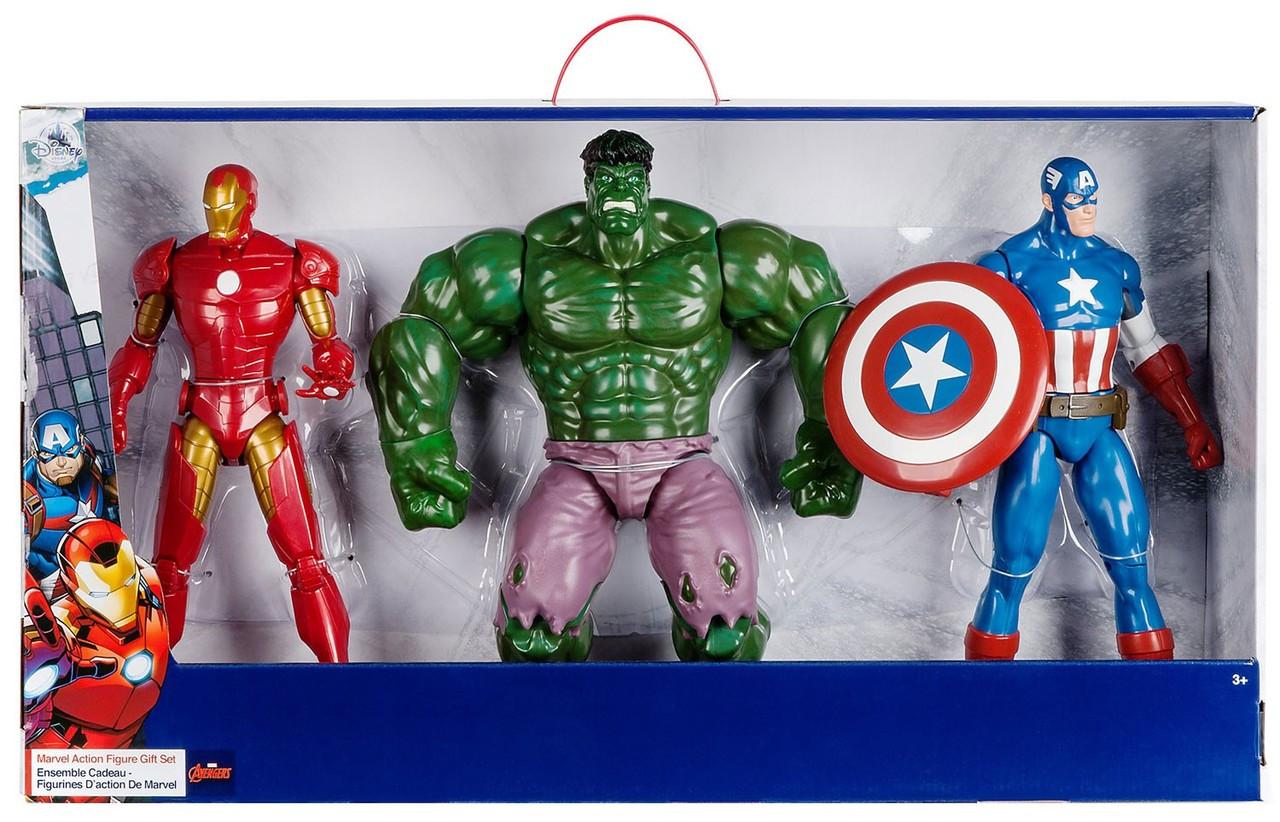 Action- & Spielfiguren Incredible Hulk 14 Action Figure With Sounds Marvel