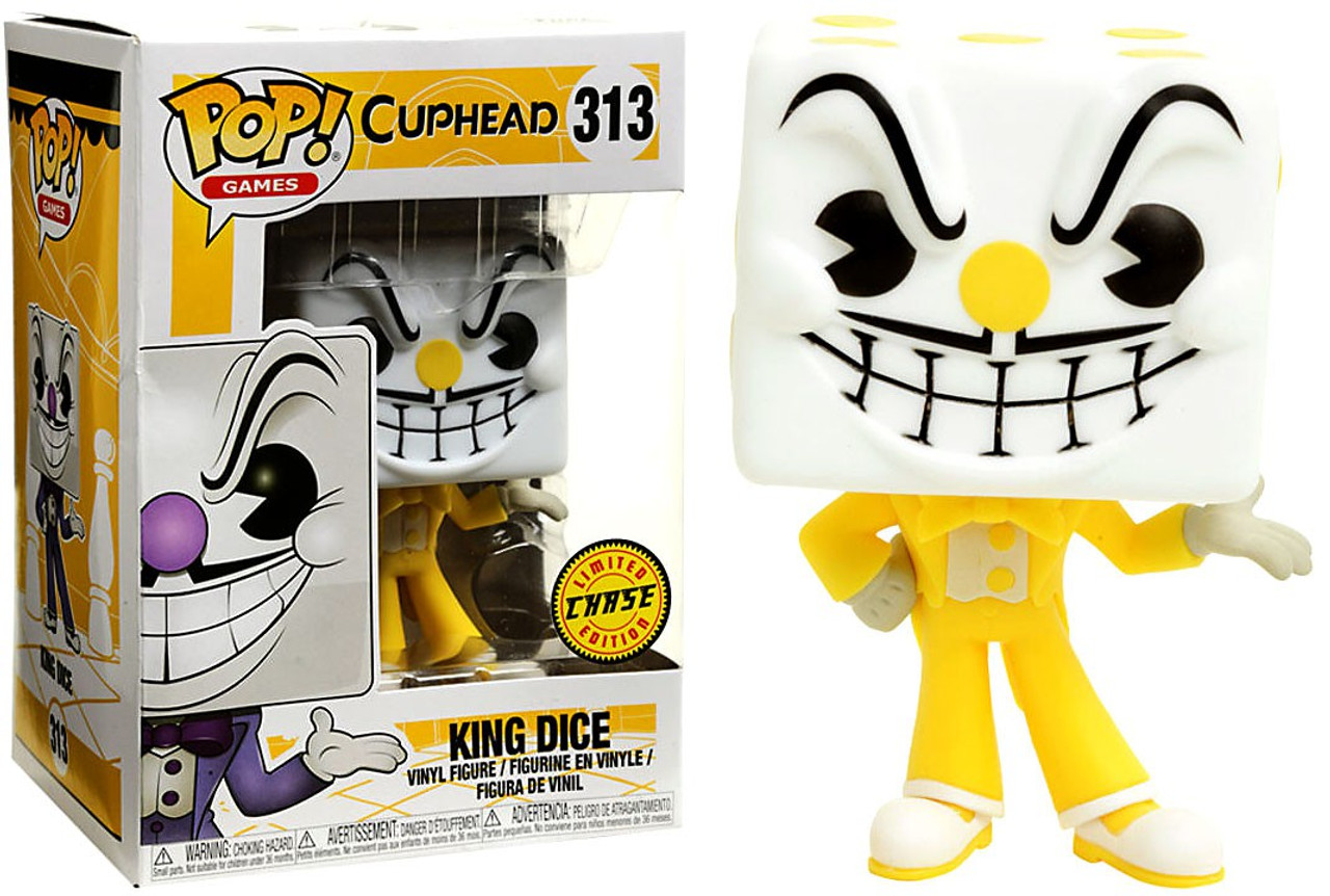 Funko POP Games Chase Cuphead #310 Cuphead