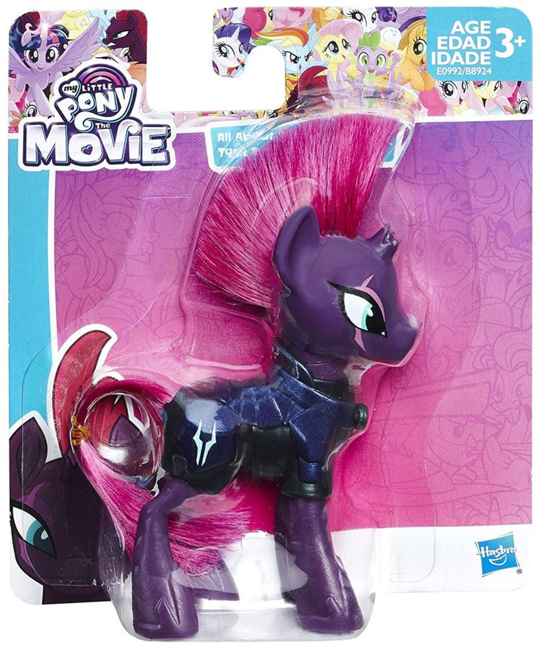 My Little Pony The Movie Tempest Shadow Mini Figure Hasbro Toys Toywiz
