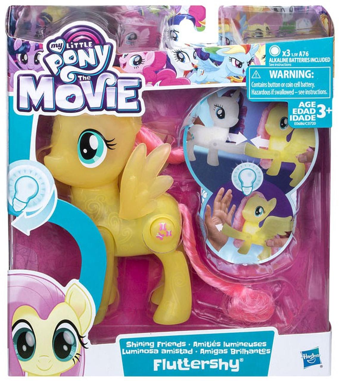 My Little Pony Movie Shining Friends Fluttershy