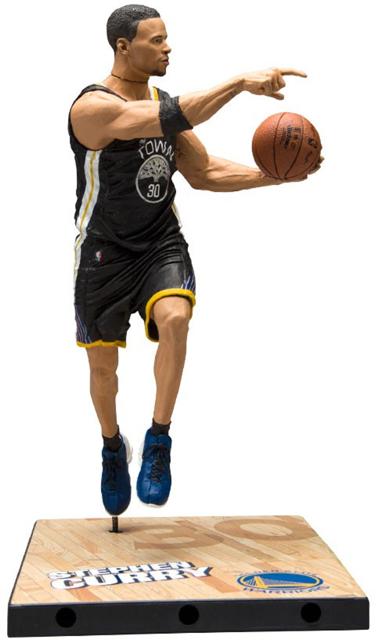curry stephen mcfarlane action nba toys warriors picks statement golden state edition