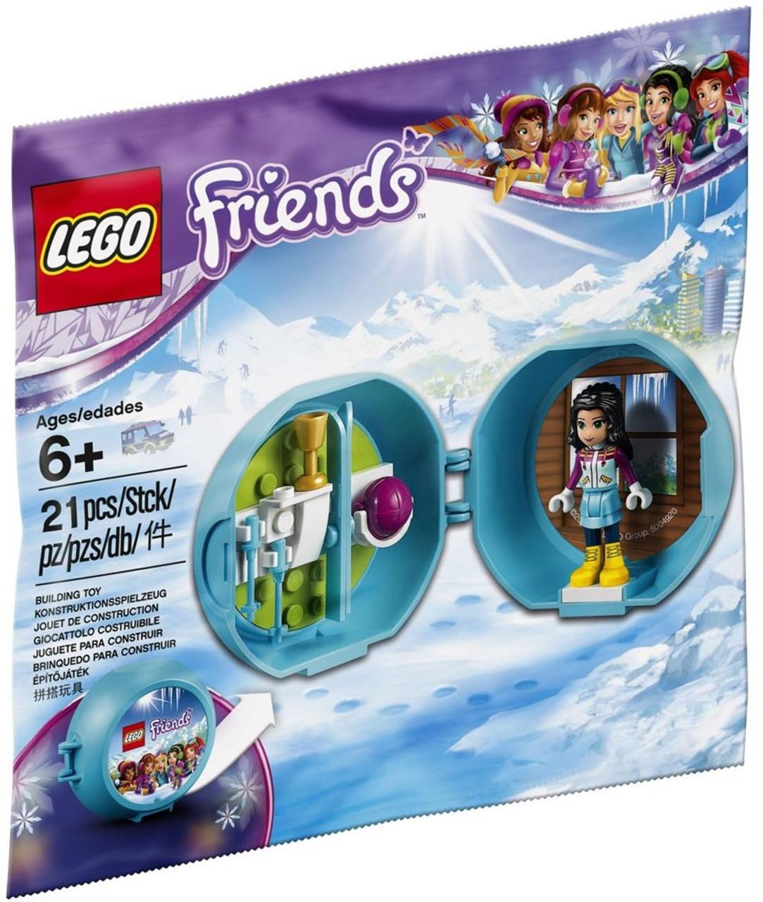 Lego Friends Emmas Ski Pod Mini Set 5004920 Bagged Toywiz