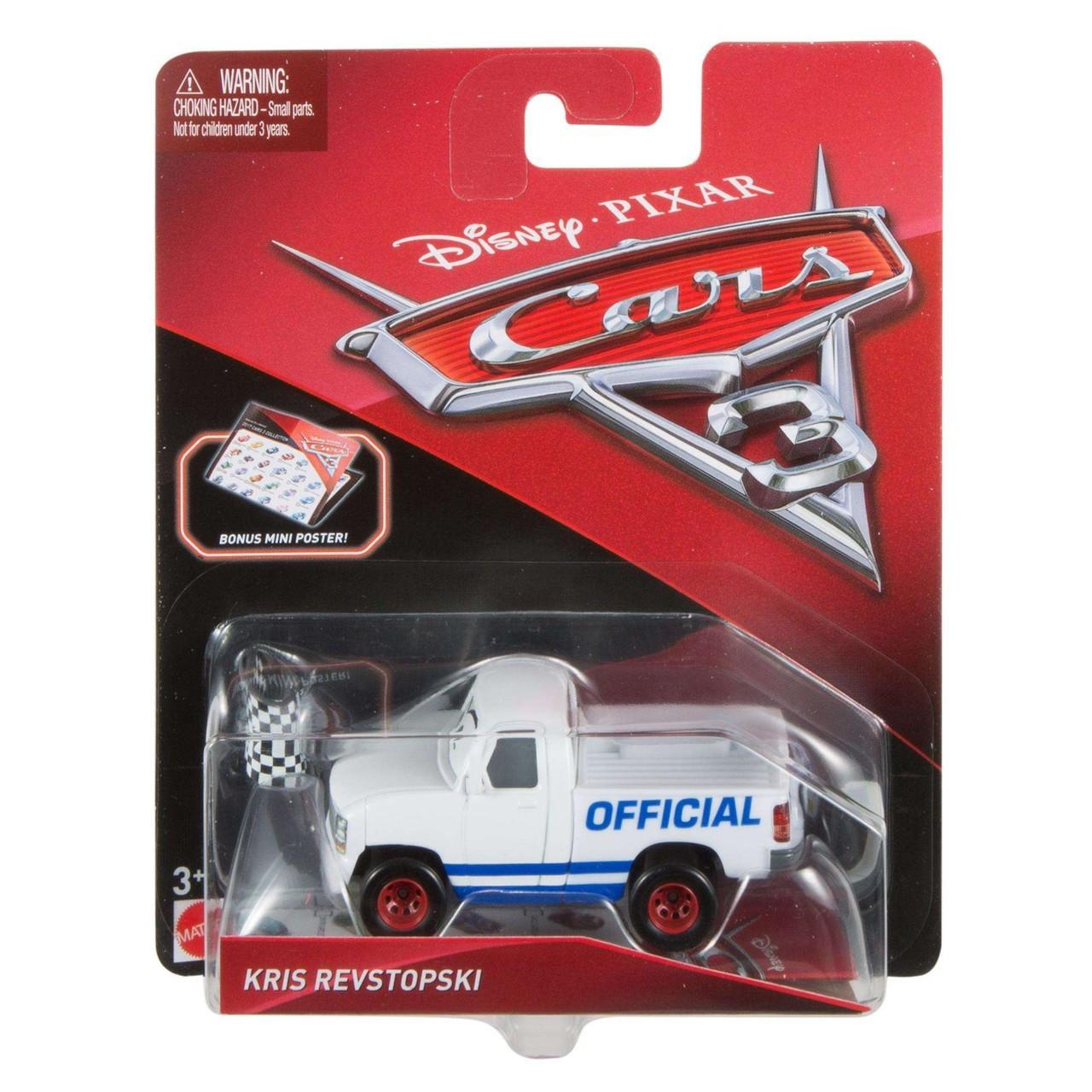 Disney Pixar Cars 3 Phil Tankson
