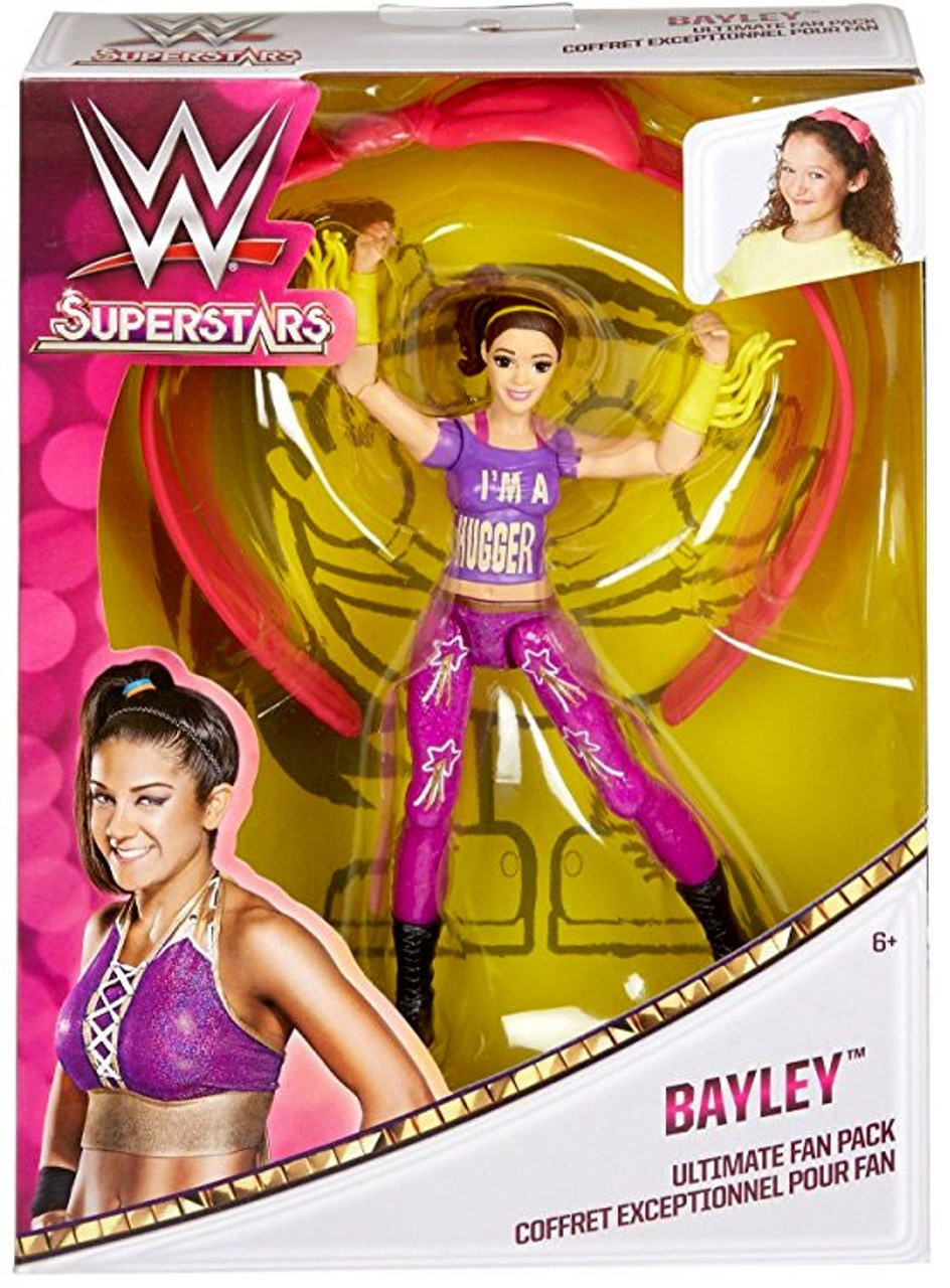 Bayley Wrestling superstar doll 12/""