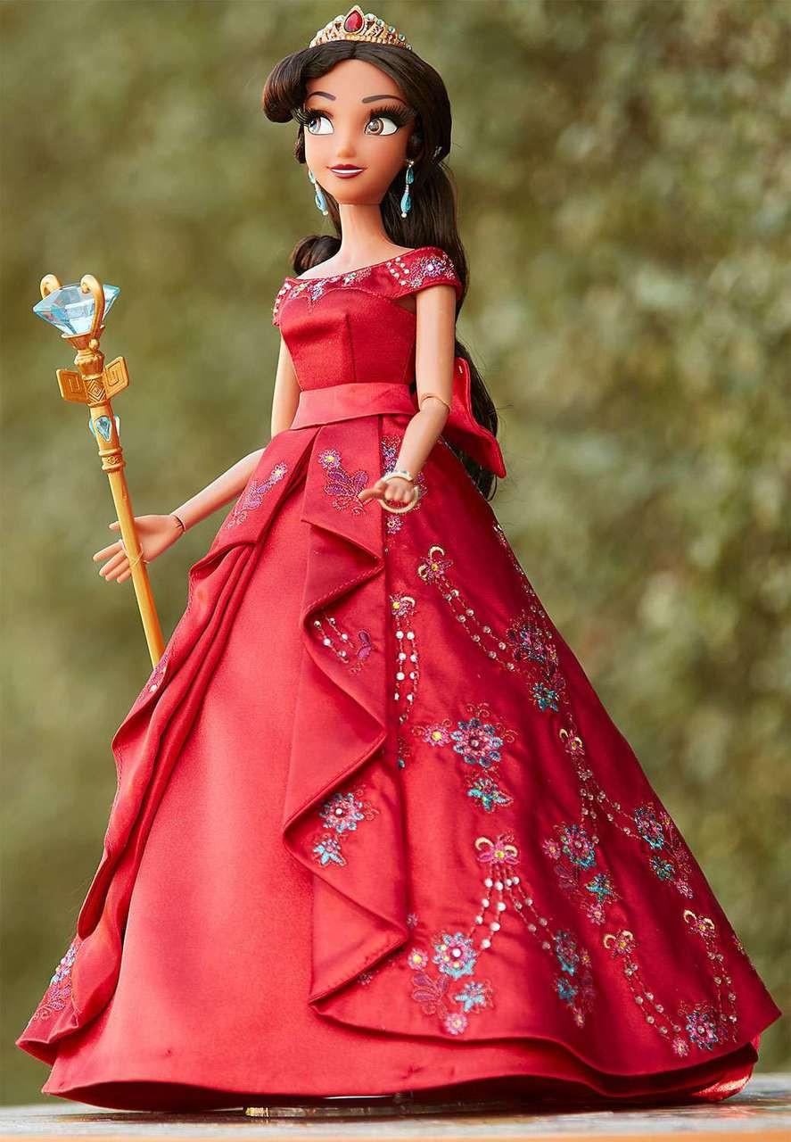 Disney Princess Elena of Avalor Limited Edition Elena of ...