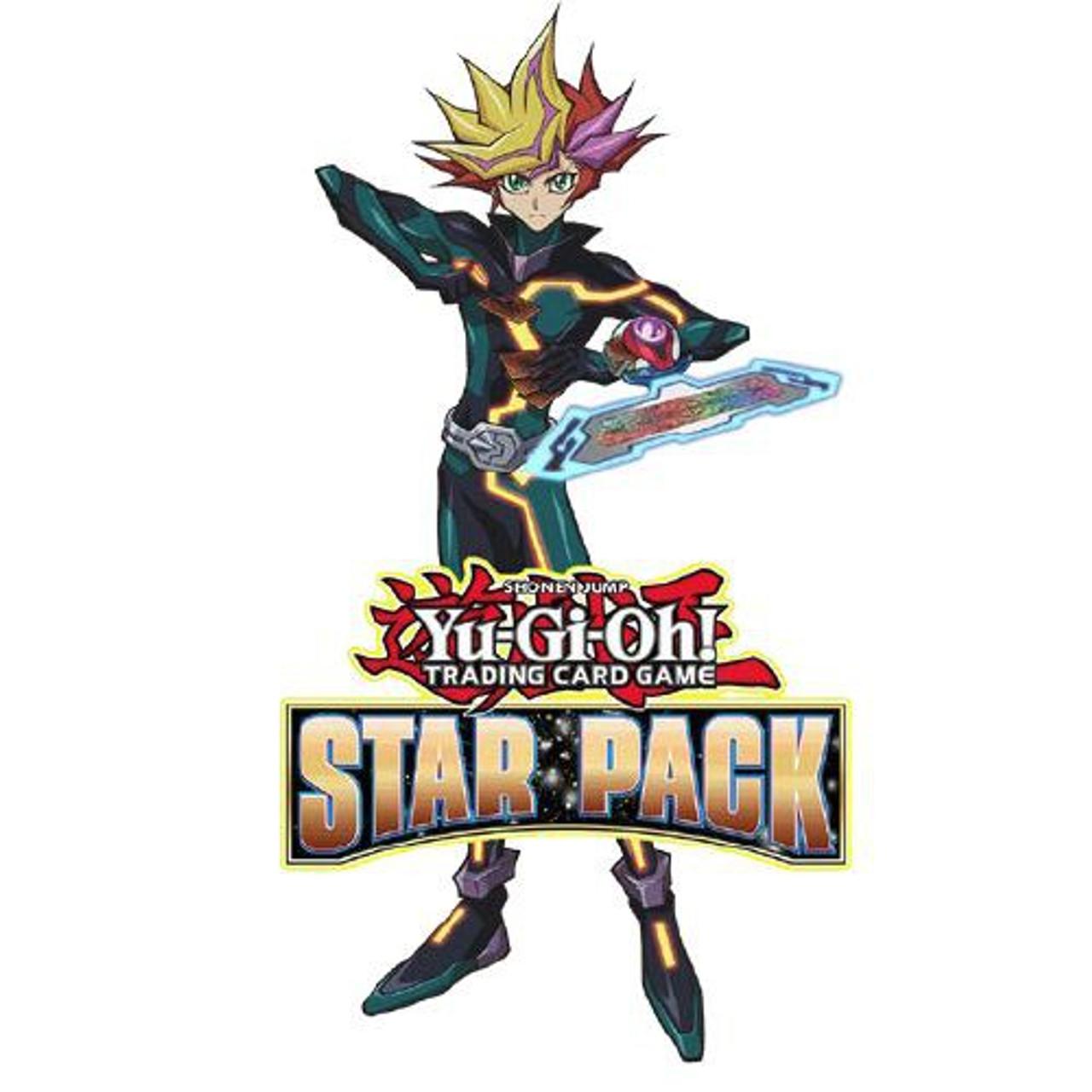 YuGiOh Star Pack VRAINS Booster Box 50 Packs Sealed Konami