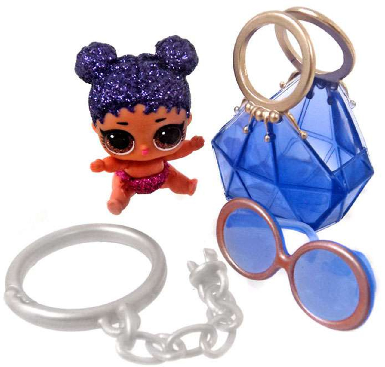 Lol Surprise Limited Edition Little Sister Purple Queen 2 Figure S