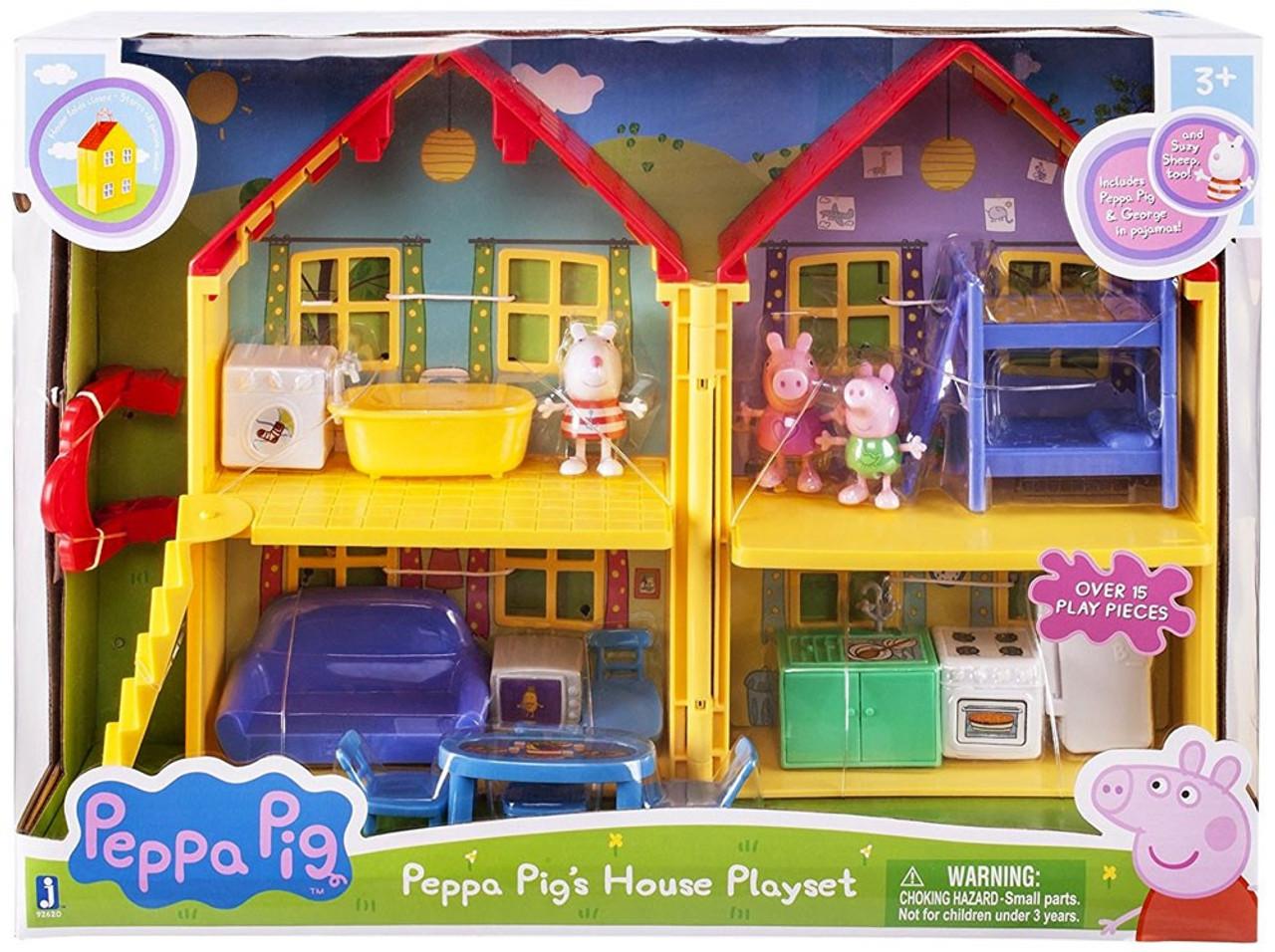 Peppa Pig S House Playset