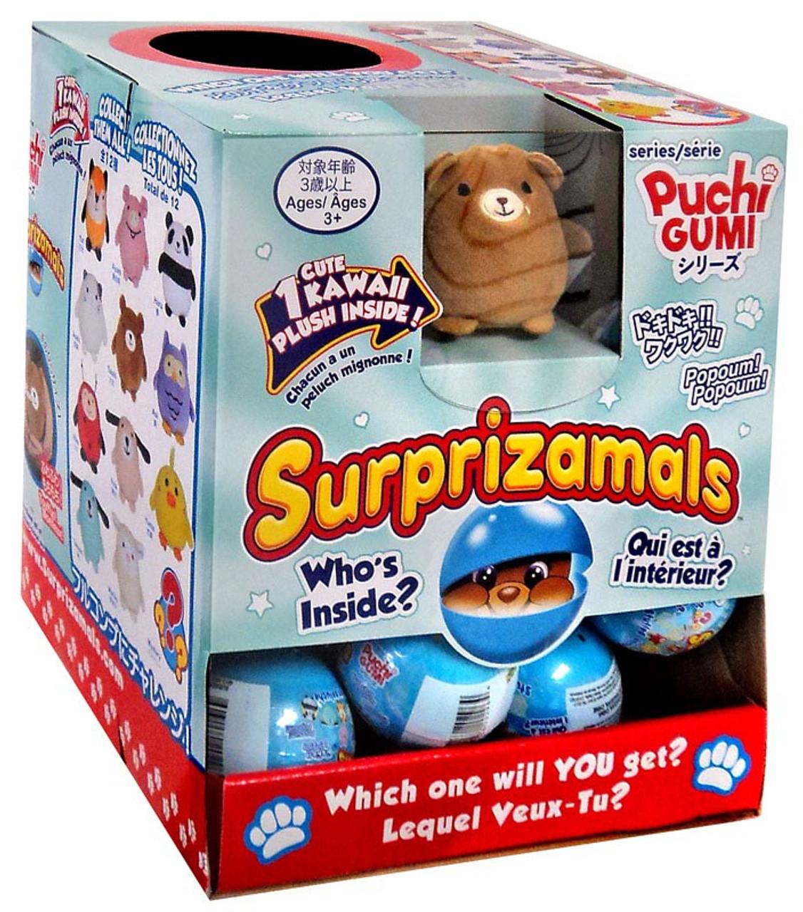 Surprizamals Puchi Gumi Mystery Box [32 Packs]