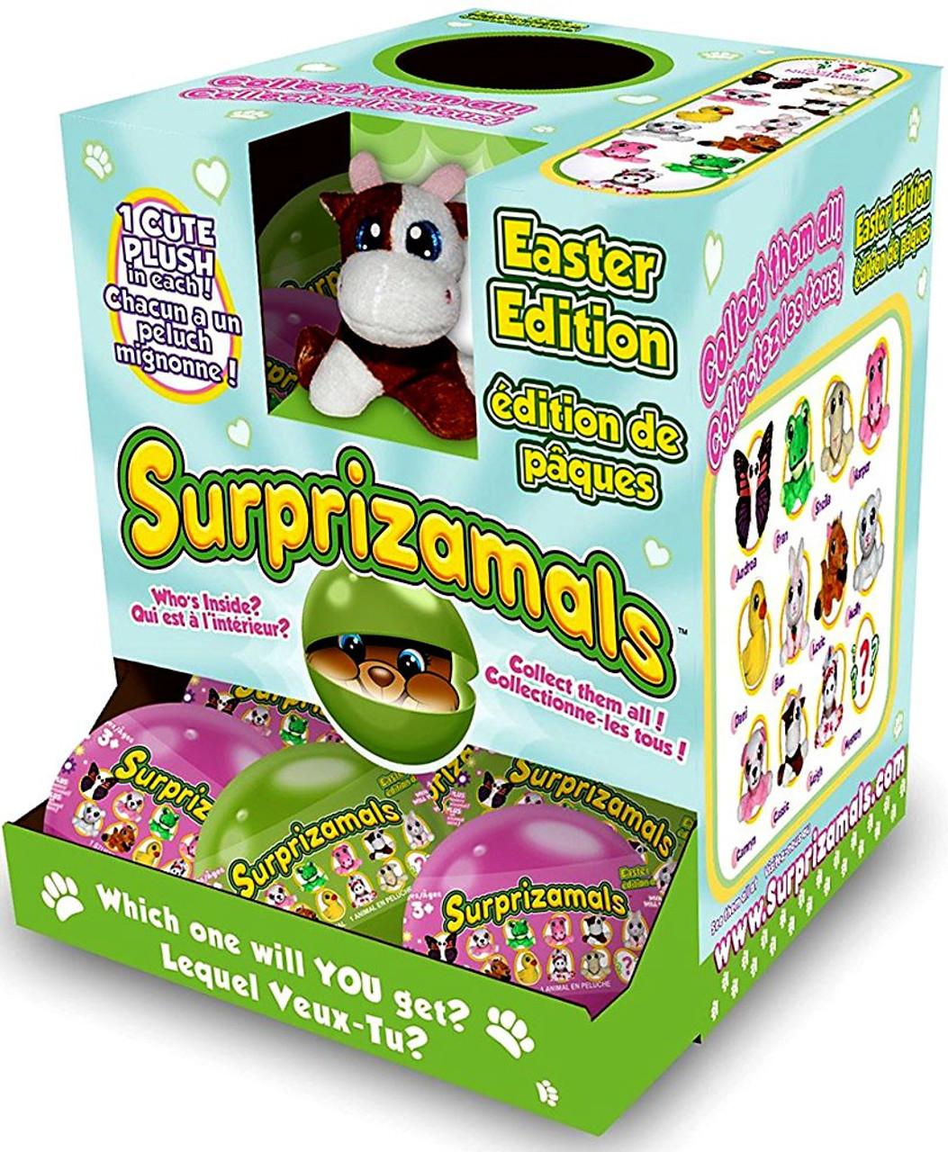 Surprizamals Easter Mystery Box [36 Packs]