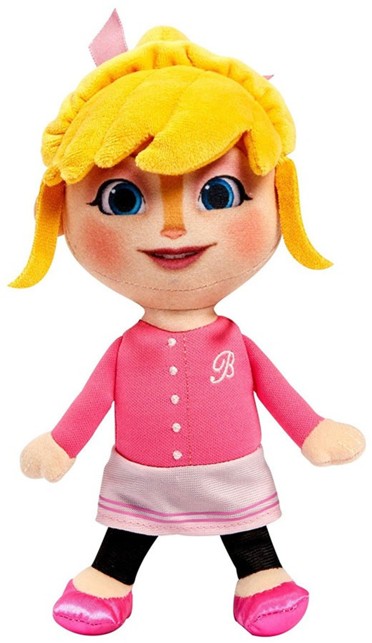 Alvin And The Chipmunks Alvin And Brittany fisher price alvin & the chipmunks brittany 10-inch plush