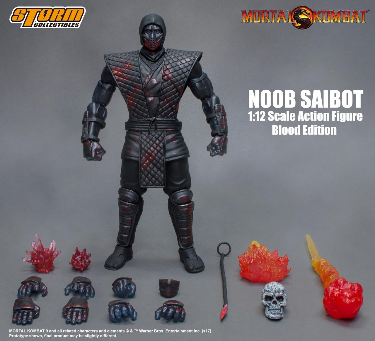 Mortal Kombat Noob Saibot Action Figure [Special Edition]