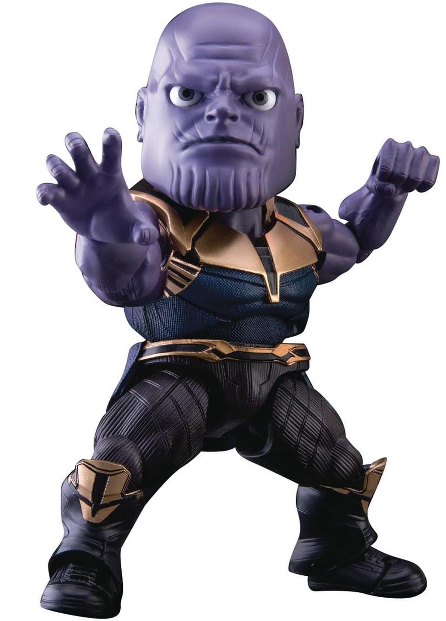 Infinity War Egg Attack Thanos Action Figure EAA-059 Marvel Avengers