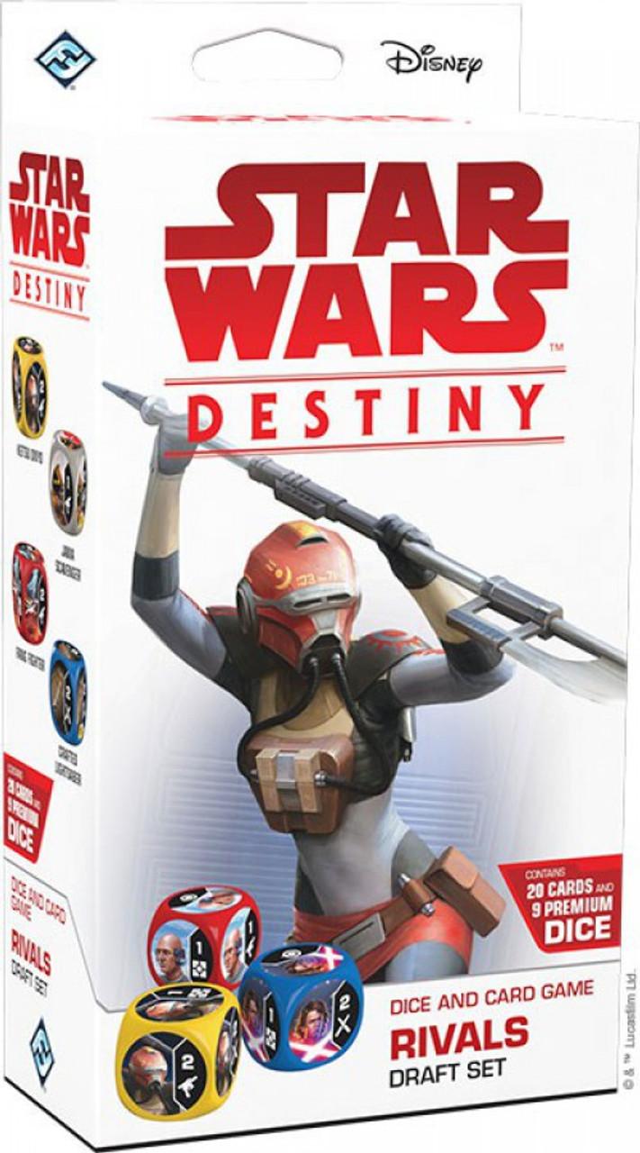36 Packs Star Wars Destiny Empire at War Booster Box