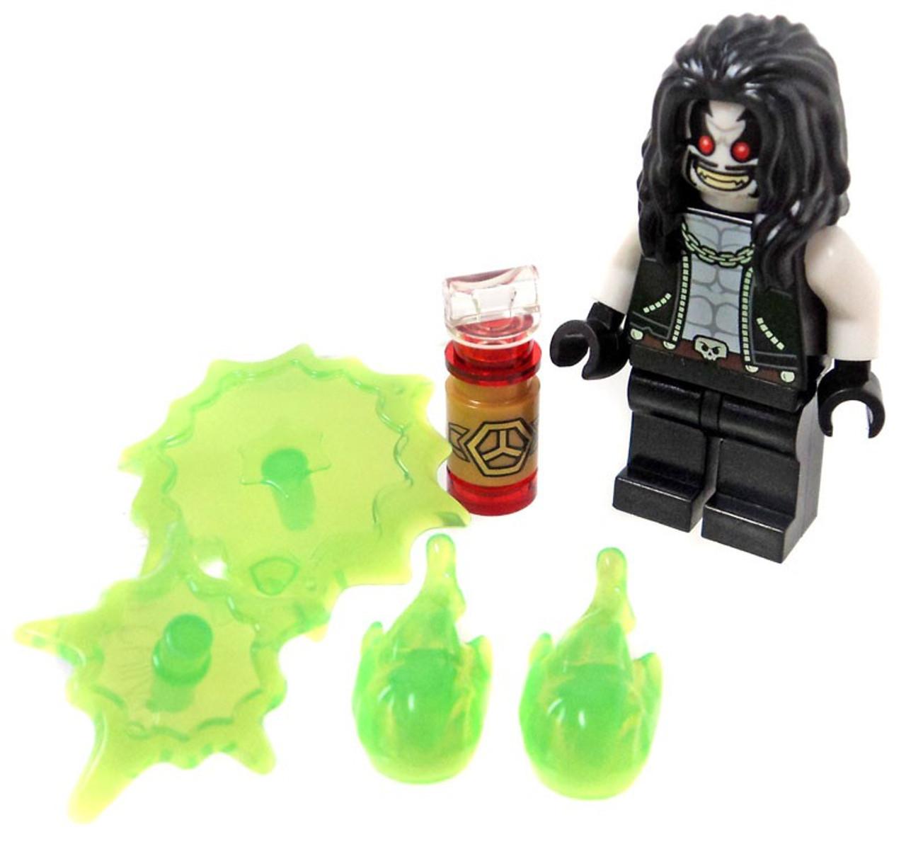 LEGO New Justice League Lobo Minifigure