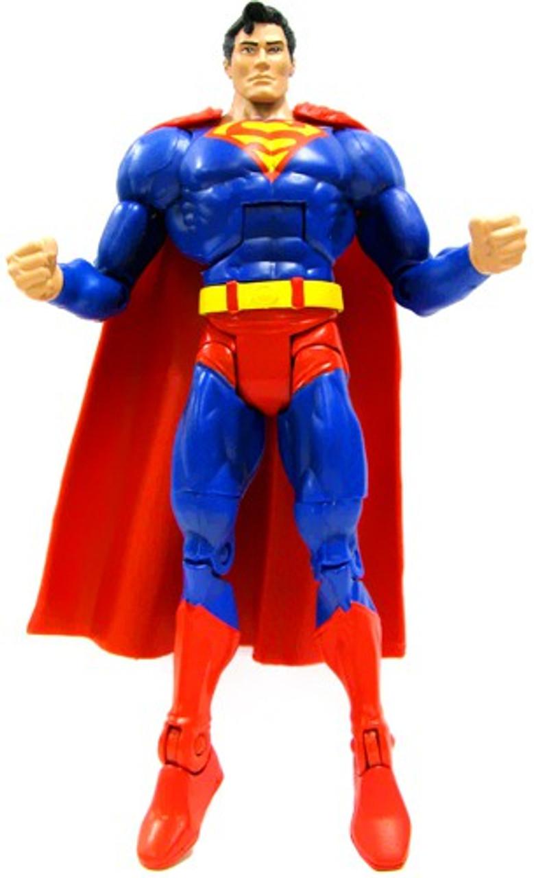 """DC Comics Batman Knight Missions Blue Suit Batman 6/"""" Loose Action Figure"""