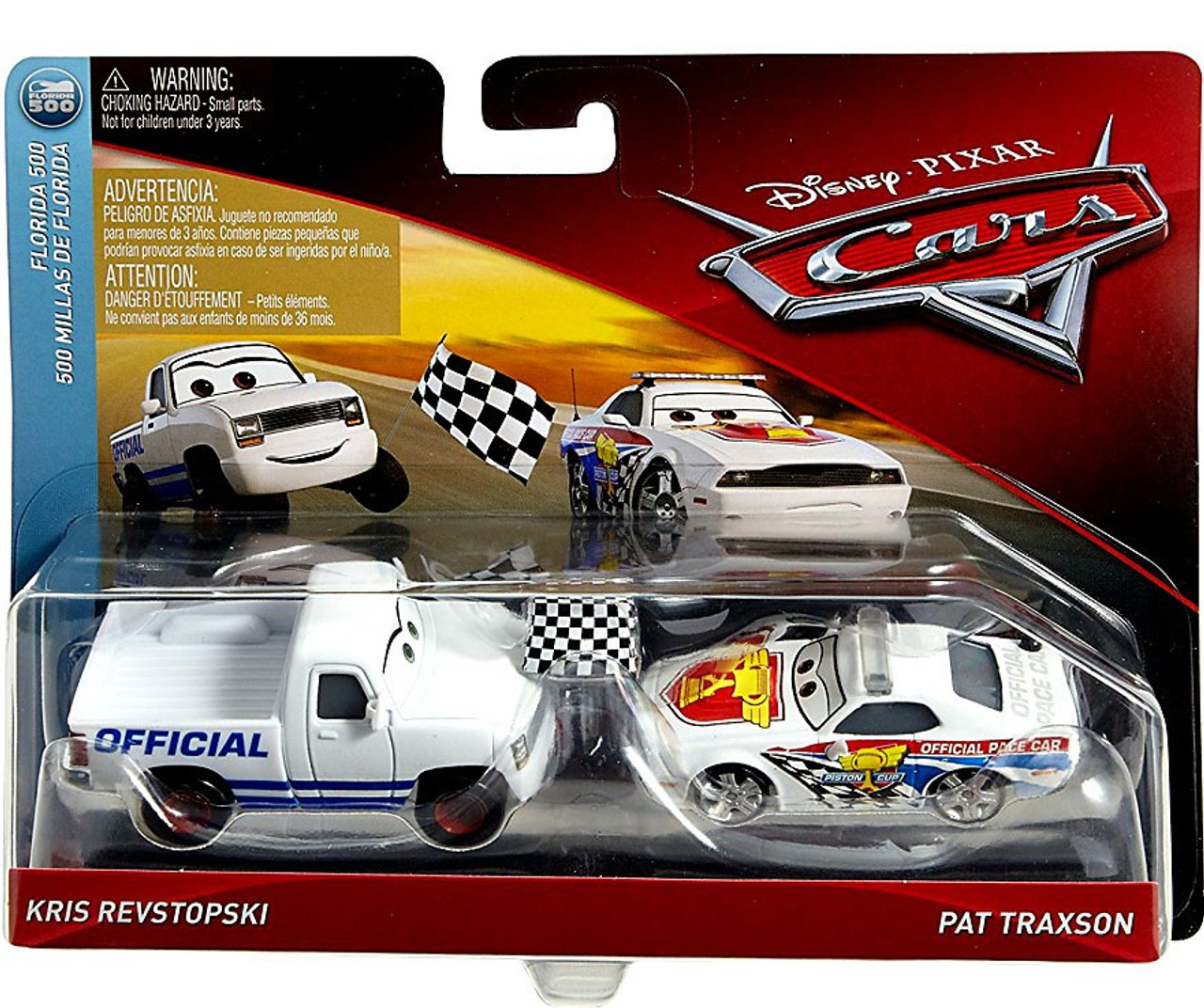 Disney Pixar Cars Diecast 2019 Name