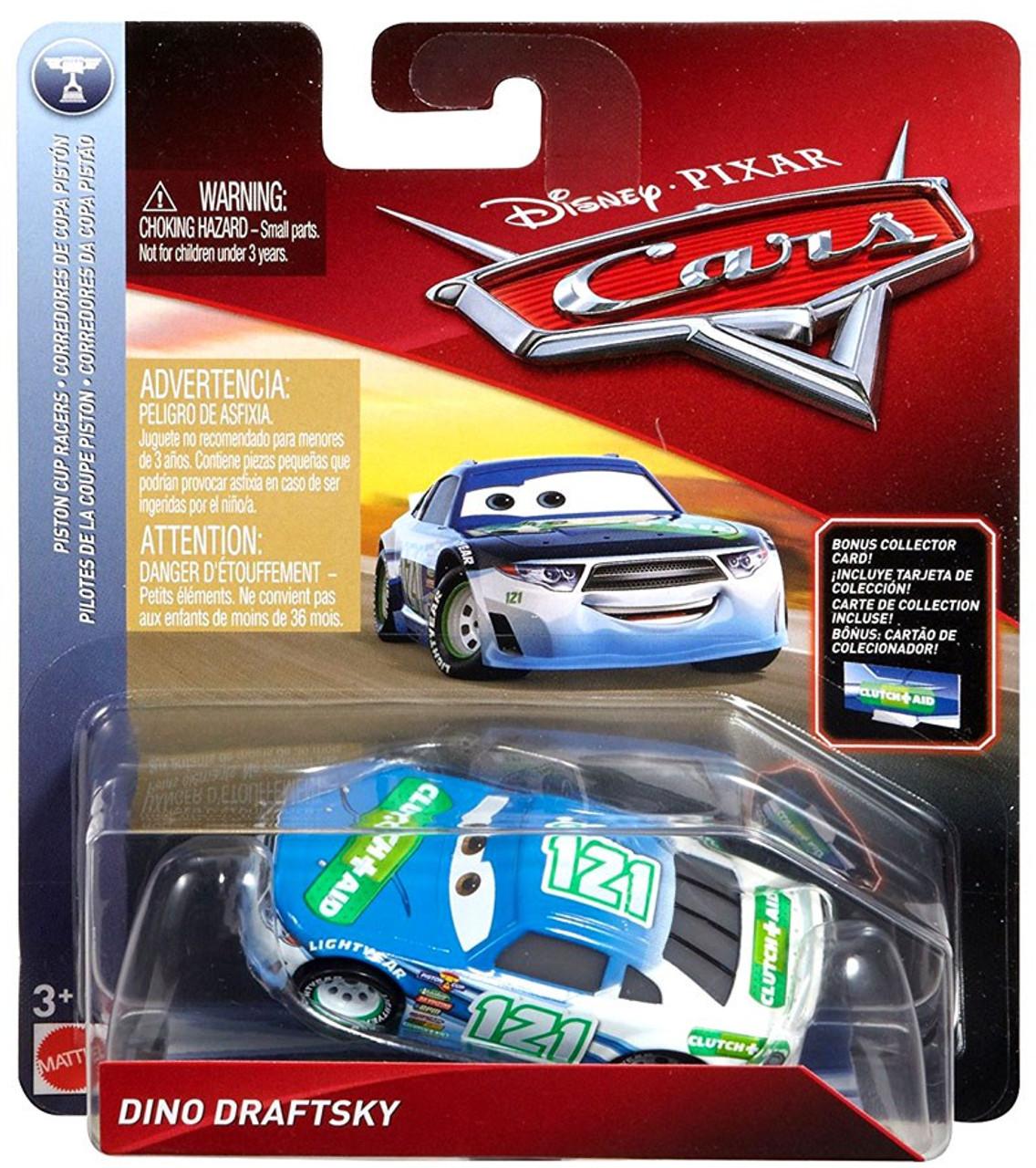 Cars 3 Piston Cup Diecast