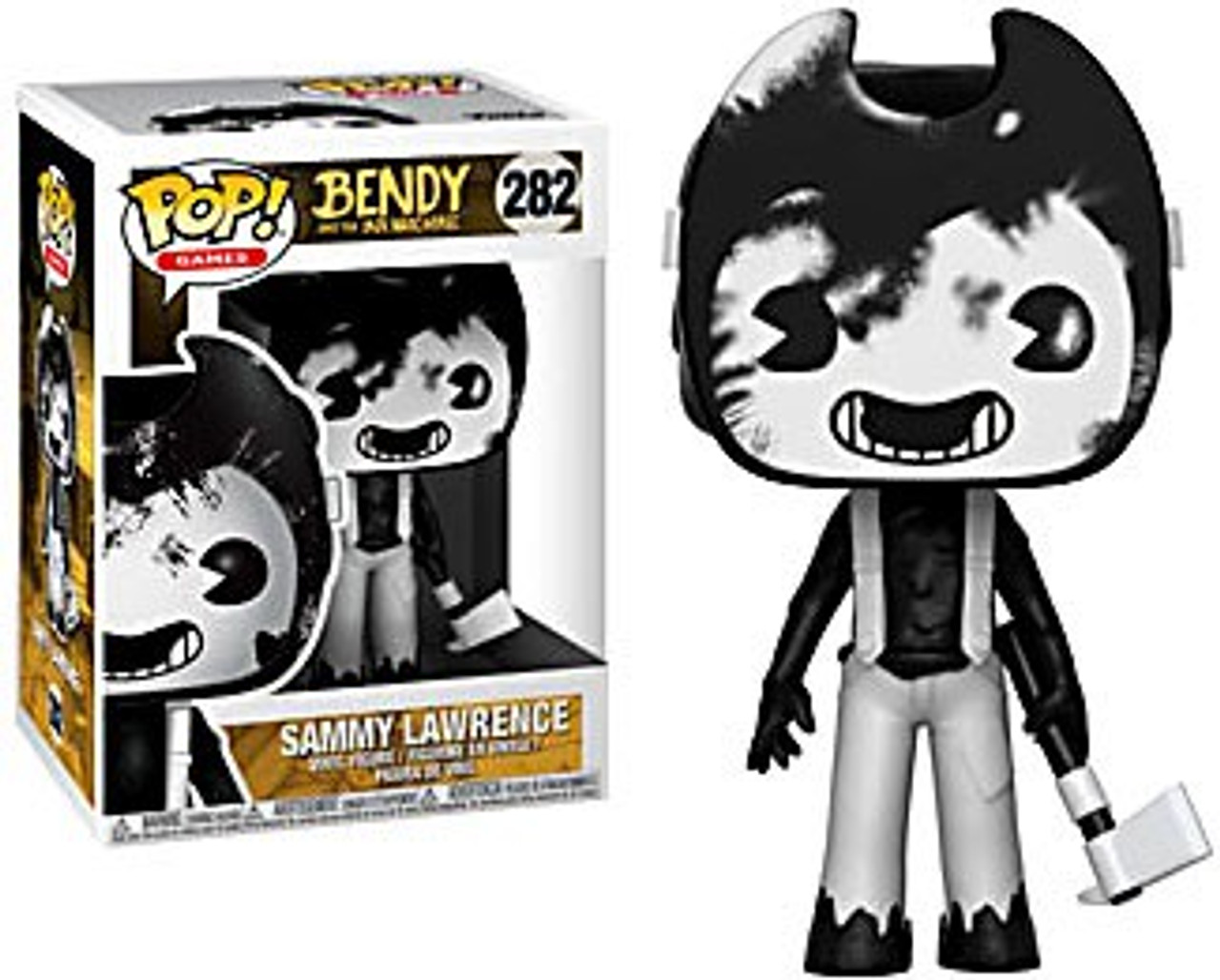 POP Games Bendy and the Ink Machine #282 Sammy Lawrence