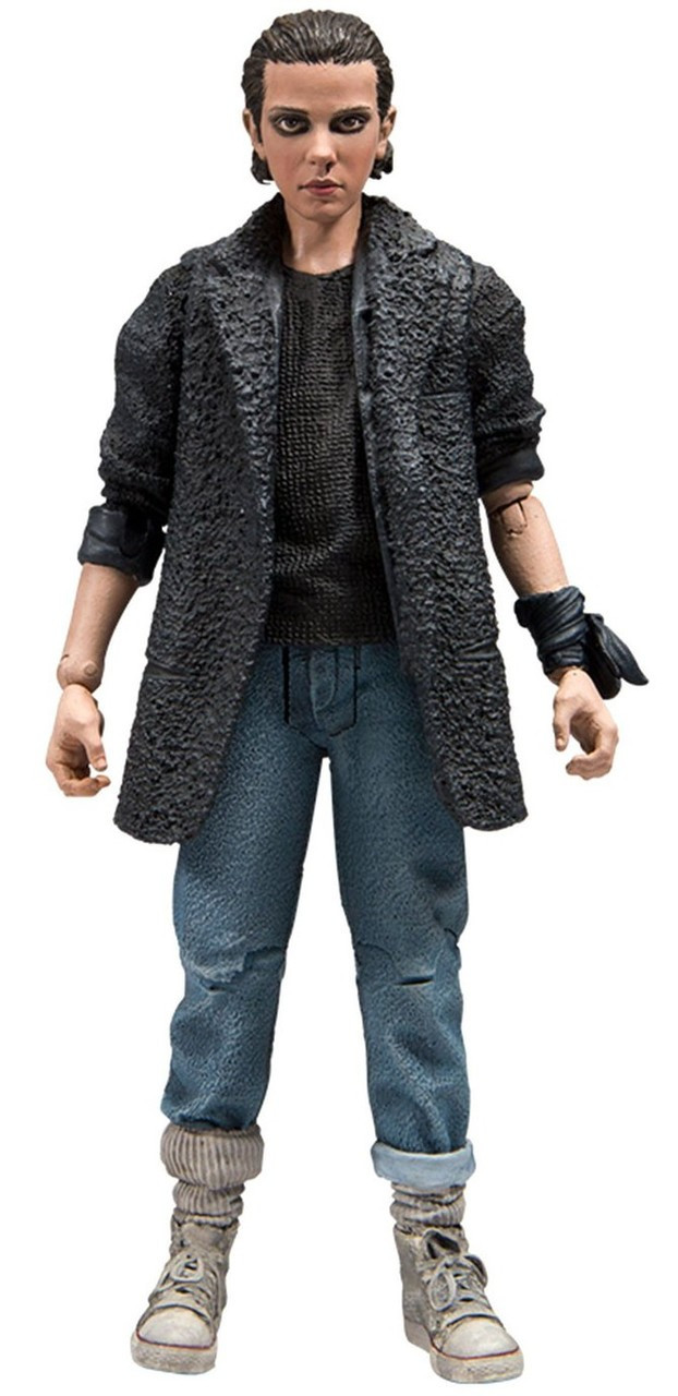 "McFarlane Stranger Thing Series 3 Punk Eleven Barb Mike Wheeler 7/"" Action Figure"