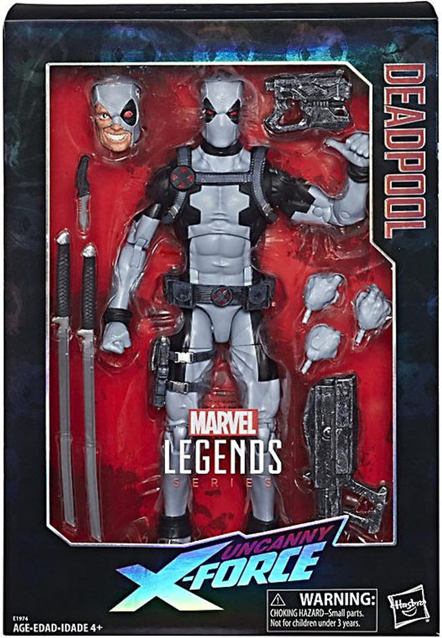 "New Marvel Legend Series 12/"" Deadpool Action Figure"