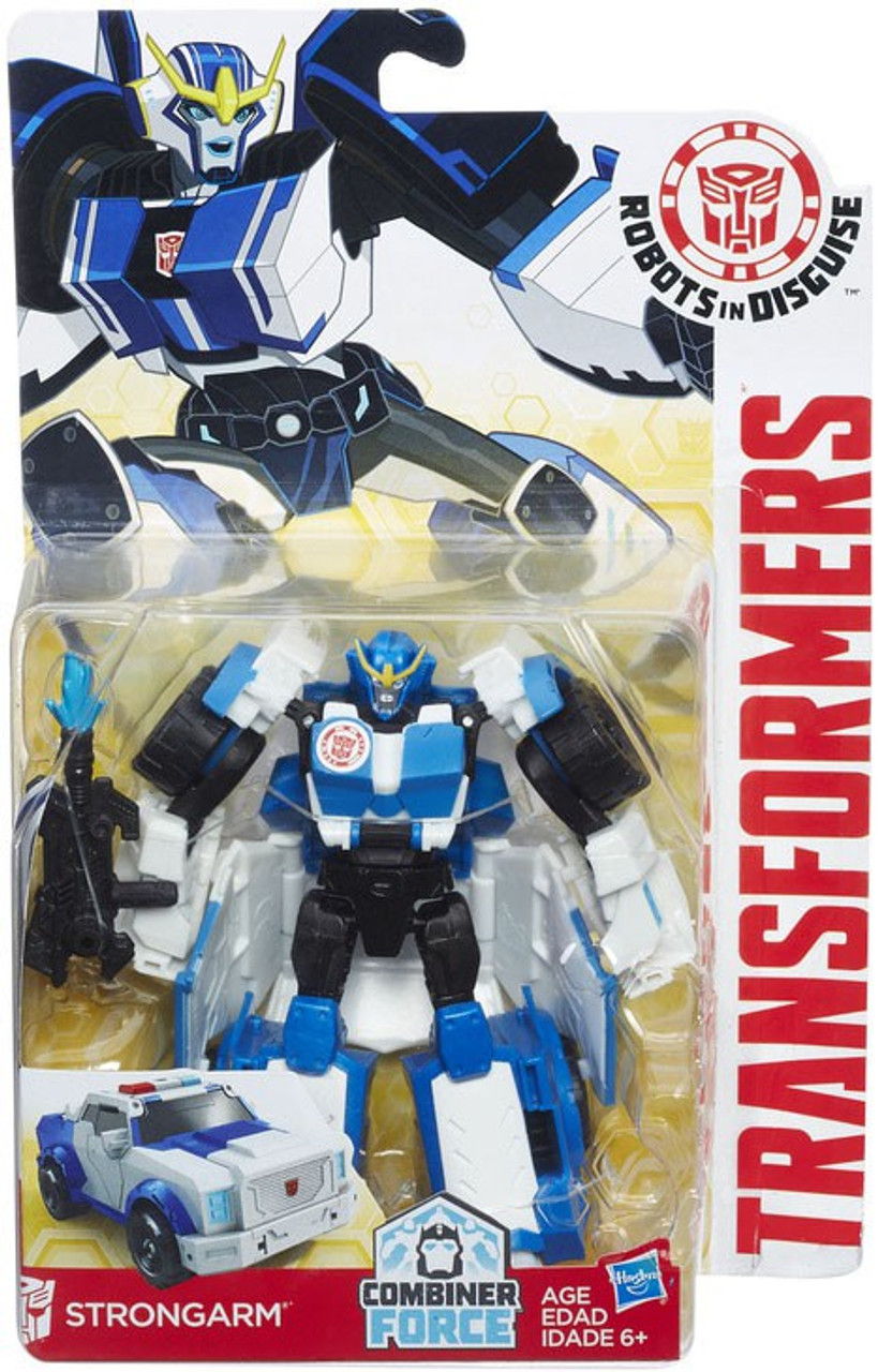 Transformers Robots in Disguise Combineur Force-Strongarm