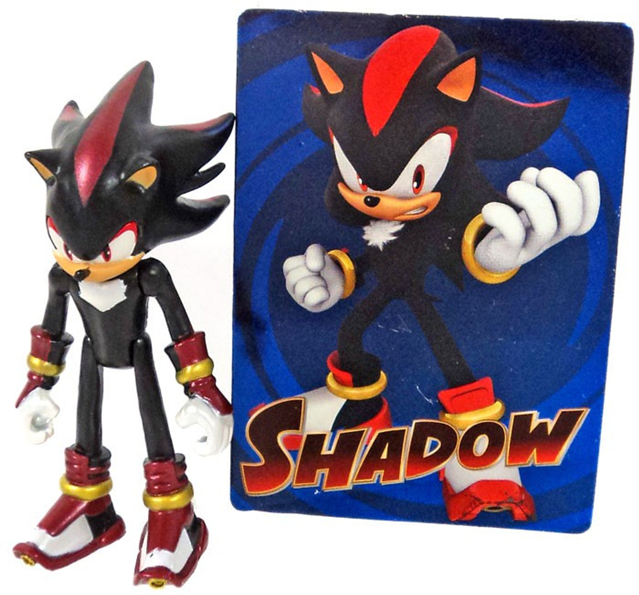 Sonic The Hedgehog Sonic Boom Shadow 3 Action Figure ...