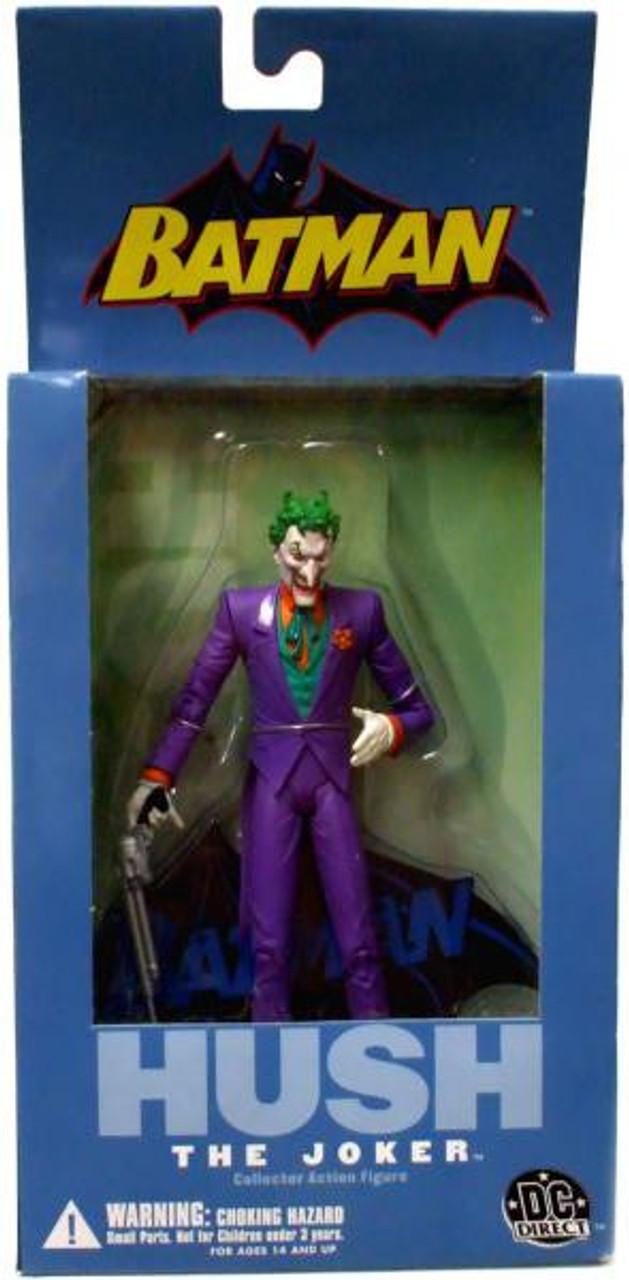 Batman Hush Series 1 The Joker Action Figure Dc Direct Toywiz