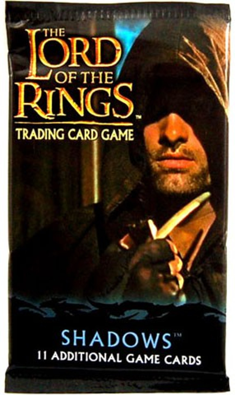 LORD OF THE RINGS TCG SHADOWS SEALED BOOSTER BOX OF 36 PACKS