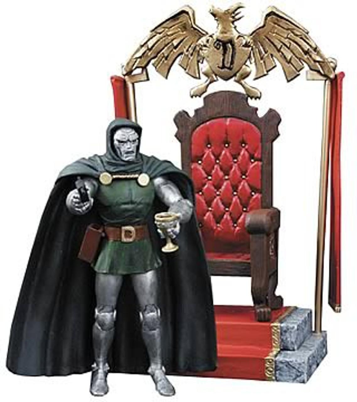 Marvel Select Doctor Doom Action Figure