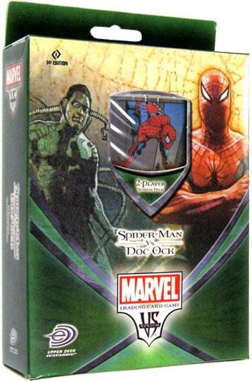 mini spider-man and green goblin double pack with trading card marvel universe
