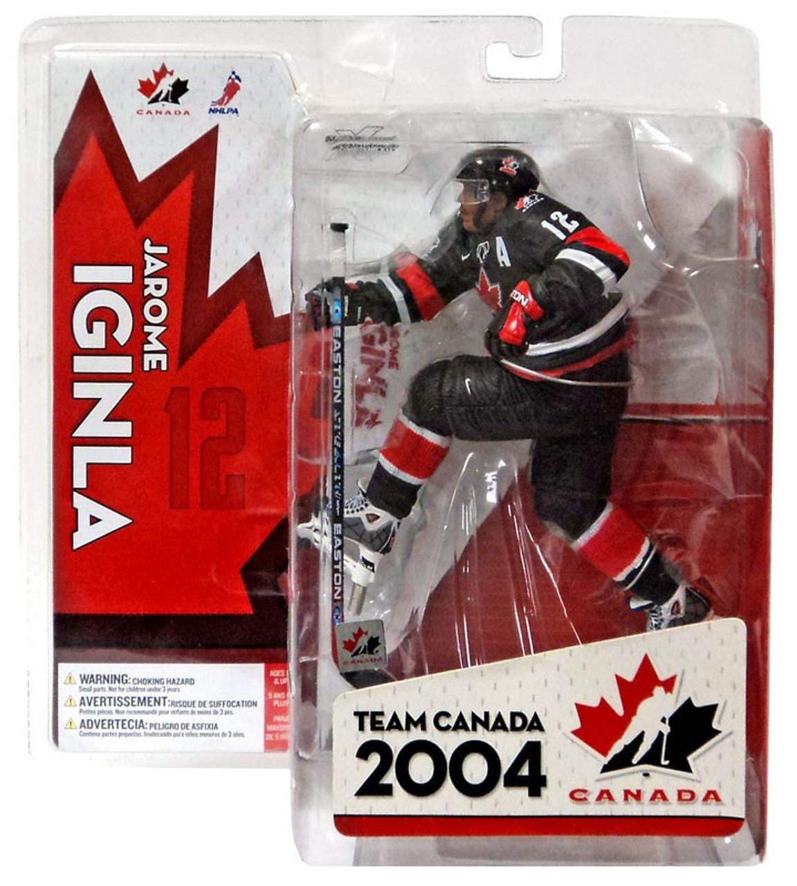 McFarlane Toys NHL Sports Picks Team Canada Jarome Iginla Action Figure -  ToyWiz 52a9d0e24