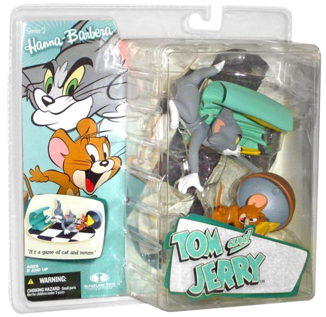 McFarlane Toys Hanna-Barbera Series 2 Tom Jerry Action