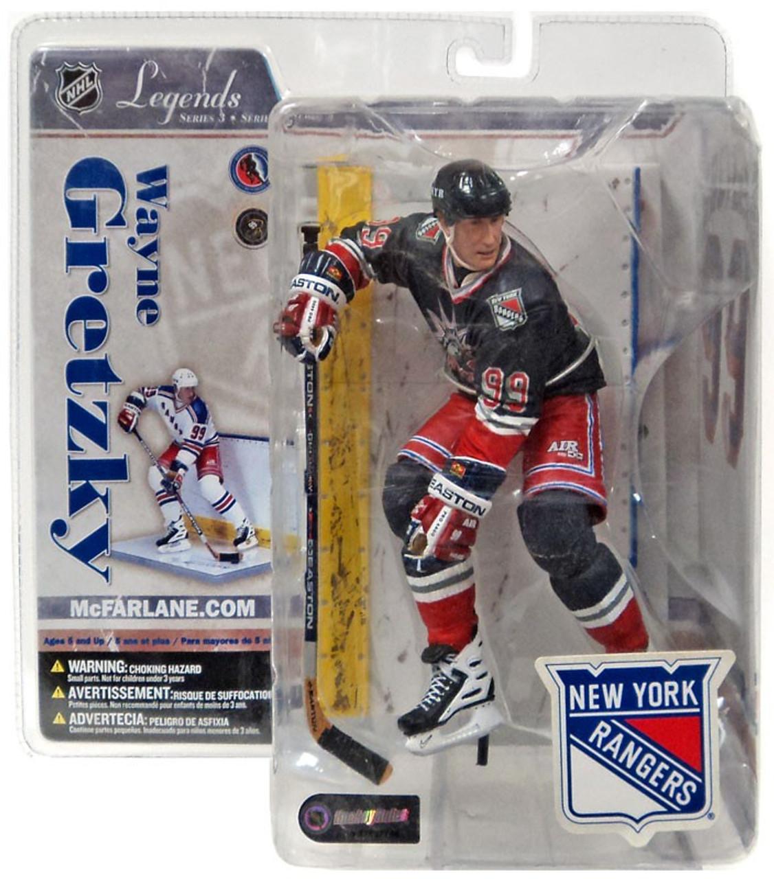 McFarlane Toys NHL New York Rangers Sports Picks Legends Series 3 Wayne  Gretzky Action Figure Blue Liberty Jersey Variant - ToyWiz 3cadf9bce