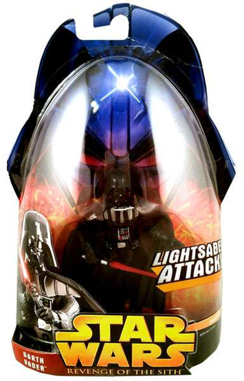 Star Wars Revenge Of The Sith 2005 Darth Vader 3 75 Action Figure 11 Hasbro Toys Toywiz