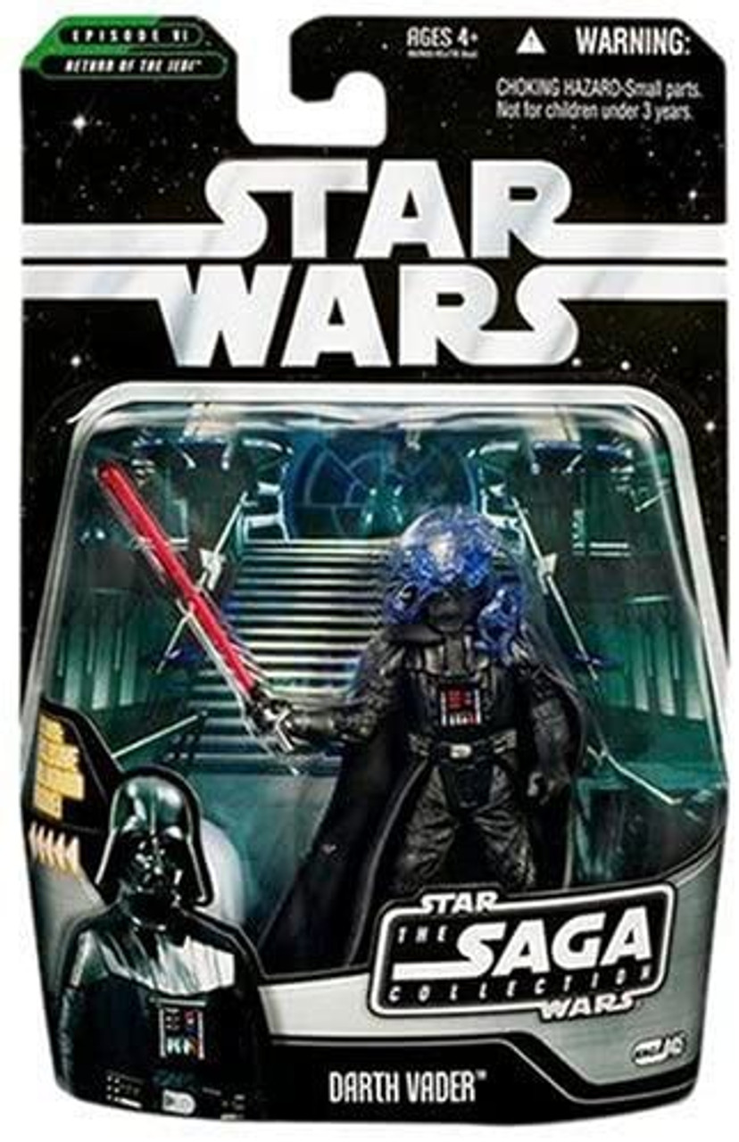 Star Wars Saga Collection DARTH VADER THRONE ROOM ELECTROCUTION Hasbro New Loose