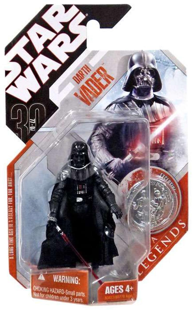 Star Wars 2007-2008 Action Figures 30th Anniversary//Saga Legends