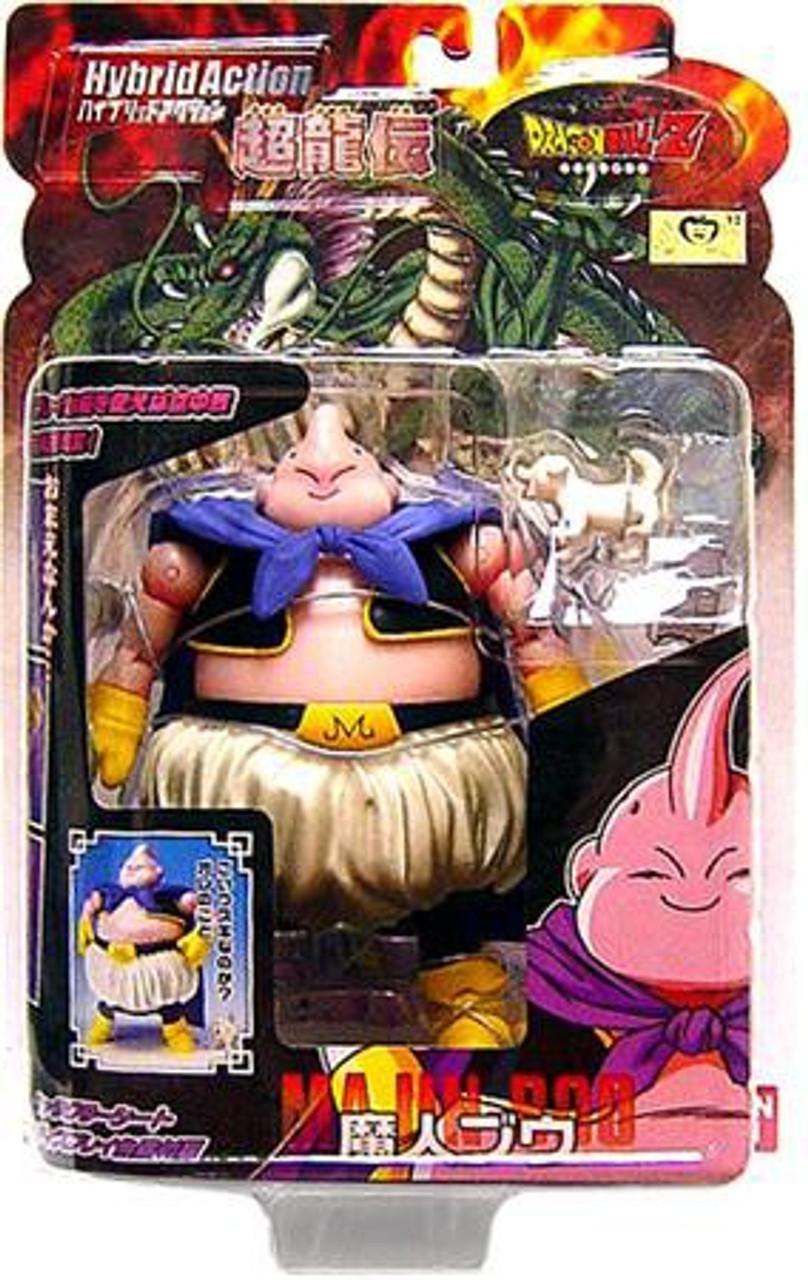 "Dragon Ball Z Majin Fat Buu 4/"" Action Figure Statue Model Toy New In Box"