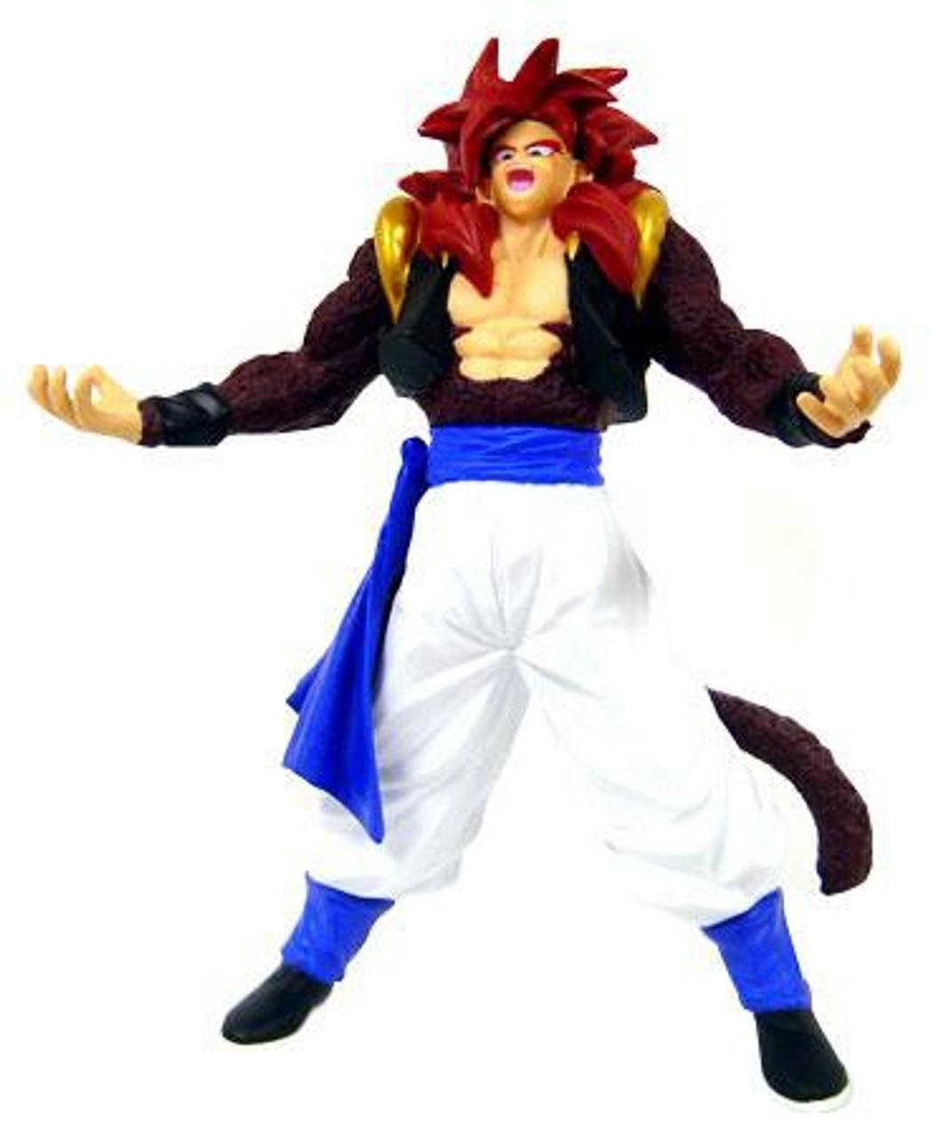 Dragon Ball Gt Super Saiyan 4 Gogeta 9 Inch Vinyl Statue Ss4