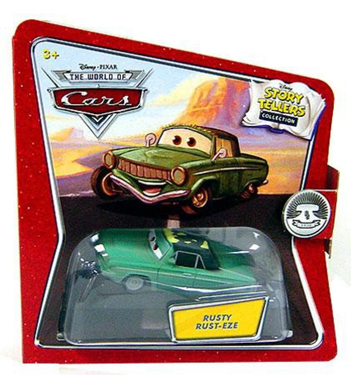 Disney//Pixar Cars 3 Rusty Rust-Eze and Dusty Rust-Eze Die-Cast Vehicles