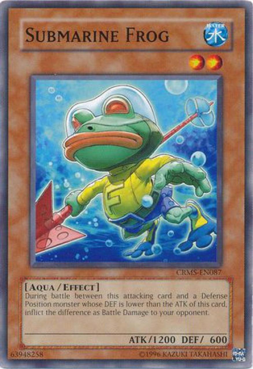 Common LP CRMS-EN028 Dupe Frog
