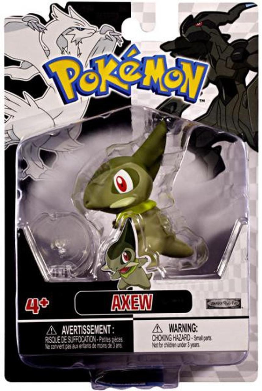 84a575a7 ... Jakks Pacific Toys & Figures · Basic Figure Single Packs. Pokemon Black  & White Series 2 Basic Axew Figure