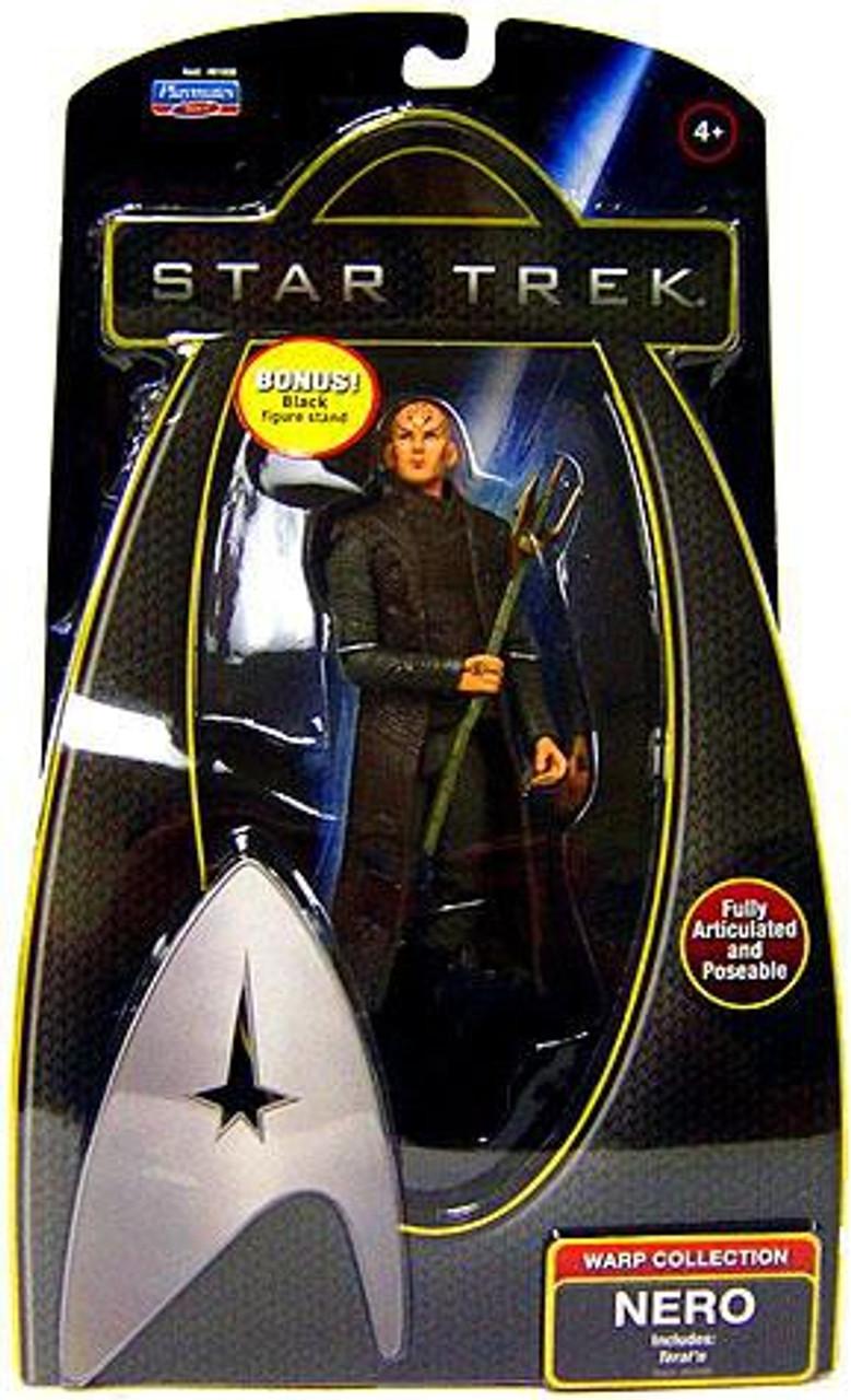 STAR TREK 2009 Captain James T Kirk 6 Inch Playmates Figure Warp Collection