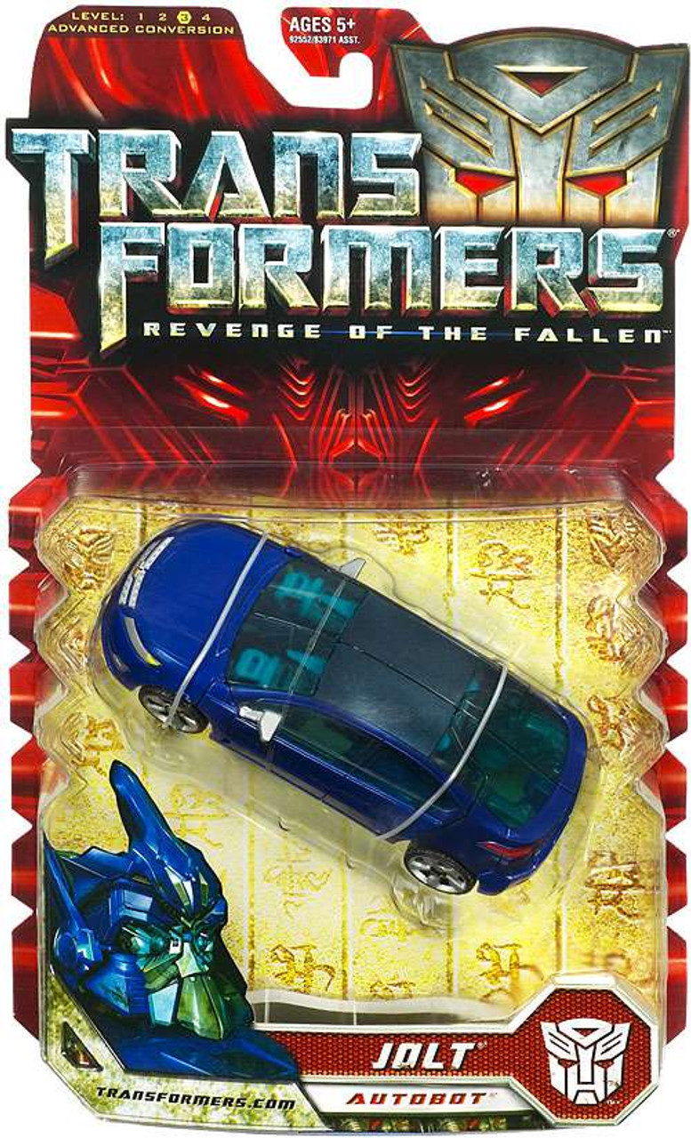 NEW Hasbro Transformers Movie 2 ROTF Deluxe Jolt Action Figure 2 DAY GET