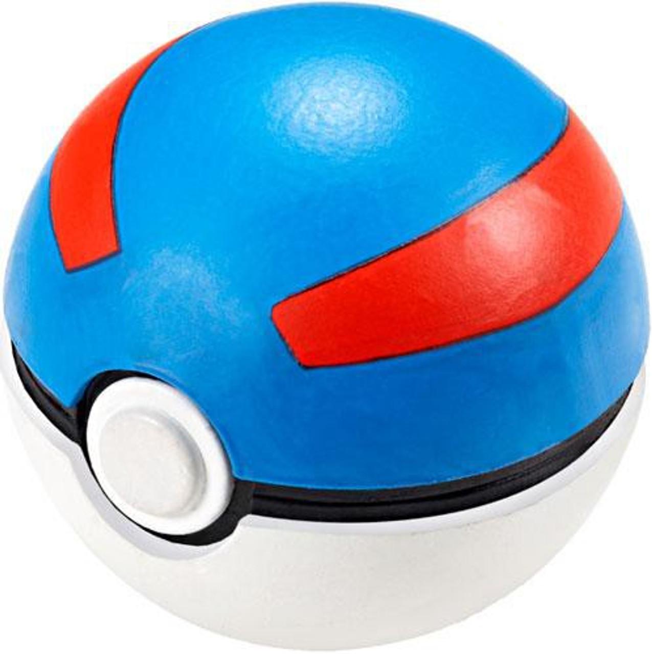 Pokemon Soft Foam 2.5 Inch Pokeball Toy Heal Ball