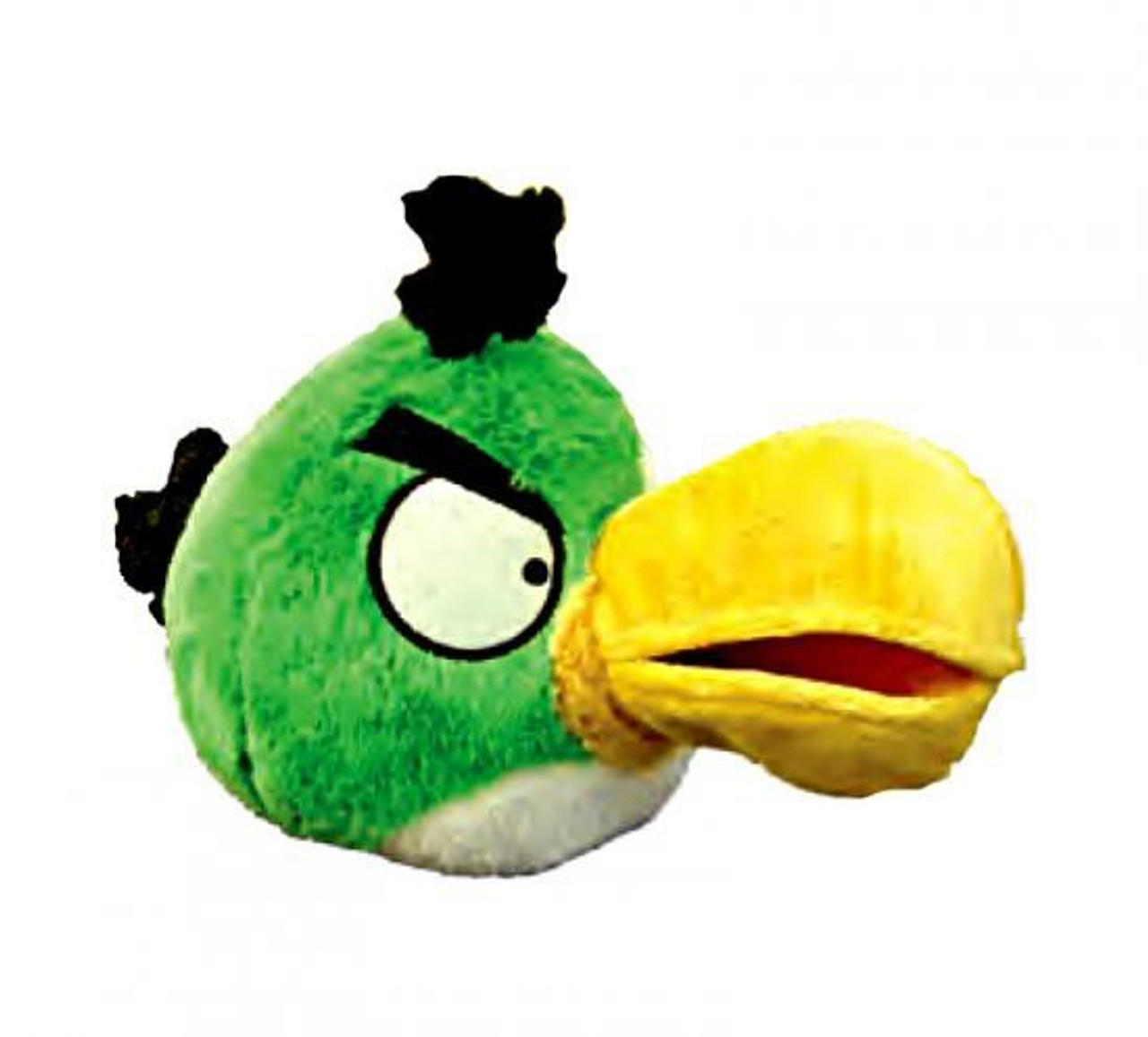 Angry Birds Toucan 5 Plush Green Bird With Sound Commonwealth Toys