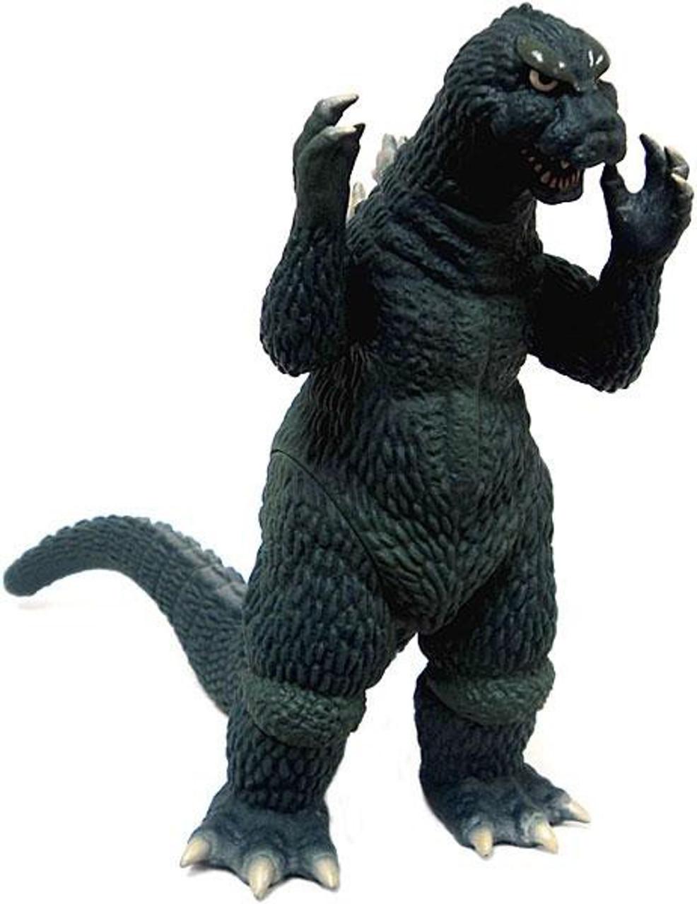 Godzilla 1964 50th Anniversary Memorialbox Godzilla Vinyl Figure ...